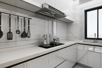 70平米三室两厅美式风格厨房设计图
