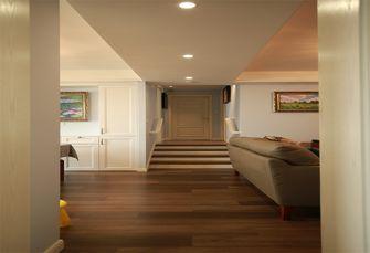 20万以上90平米现代简约风格走廊装修案例