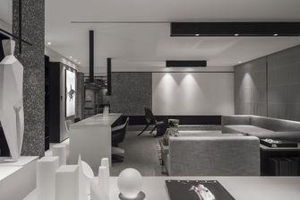 富裕型140平米一居室现代简约风格厨房图