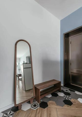 经济型80平米公寓北欧风格玄关图片