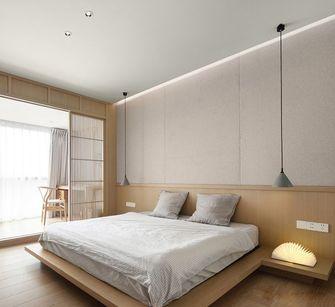 富裕型140平米四室两厅日式风格卧室欣赏图
