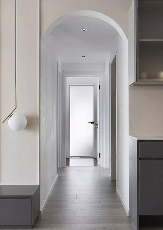 经济型90平米三法式风格走廊装修效果图