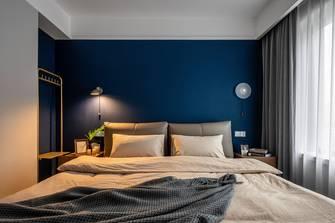 经济型80平米三室两厅现代简约风格卧室设计图