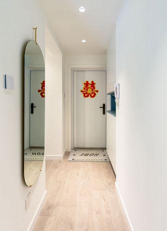 10-15万80平米一室两厅北欧风格走廊效果图