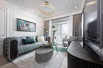 140平米别墅法式风格客厅图