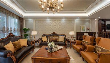 3万以下130平米三室两厅欧式风格客厅图片大全