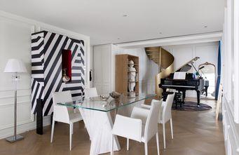 15-20万140平米复式法式风格餐厅装修效果图