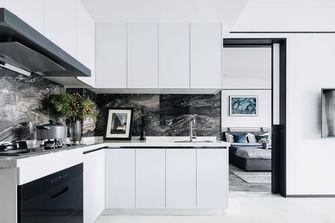 15-20万120平米四室两厅轻奢风格厨房装修案例