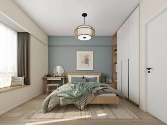 富裕型三室八厅日式风格卧室装修案例