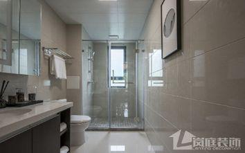 20万以上100平米三室两厅中式风格卫生间图
