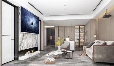 豪华型140平米别墅现代简约风格影音室图片大全