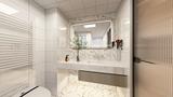 15-20万三室两厅欧式风格卫生间装修图片大全