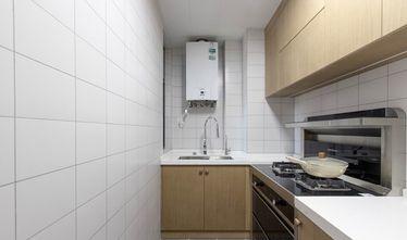 10-15万100平米三室一厅日式风格厨房图片