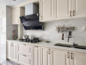 10-15万90平米三室一厅欧式风格厨房设计图