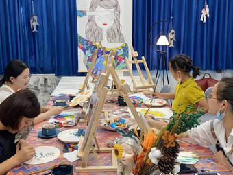 我爱画画·童欣艺术教育学校