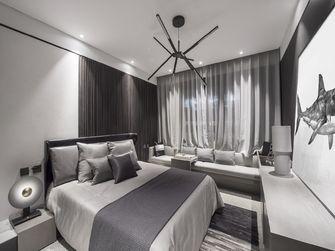 20万以上140平米四室两厅轻奢风格卧室图片