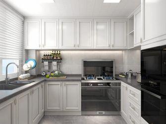 20万以上140平米欧式风格厨房欣赏图