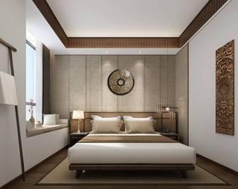 富裕型120平米三东南亚风格卧室设计图