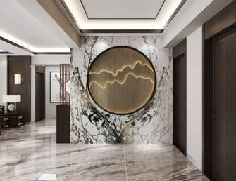 豪华型140平米四室两厅中式风格玄关图片大全