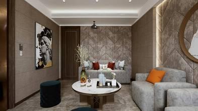 140平米四室两厅中式风格影音室图