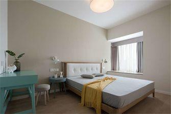 5-10万100平米三日式风格卧室装修效果图