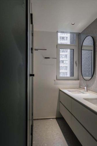 经济型120平米现代简约风格卫生间装修效果图