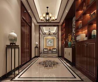 20万以上140平米四中式风格玄关装修效果图