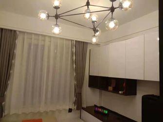 130平米复式港式风格卧室装修效果图