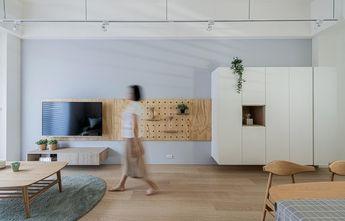 5-10万60平米公寓日式风格客厅图片大全