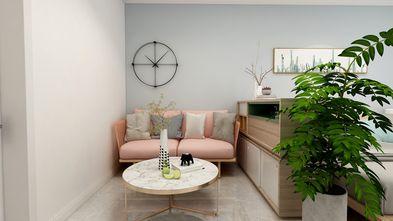 30平米小户型北欧风格客厅图