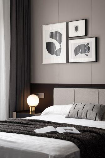 140平米四室四厅现代简约风格卧室图