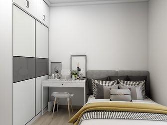 130平米三现代简约风格阳光房设计图