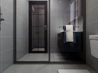 90平米三现代简约风格卫生间装修图片大全
