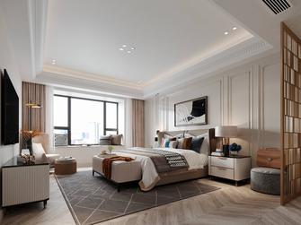 20万以上140平米复式混搭风格卧室装修图片大全