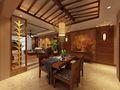 3万以下120平米三室三厅东南亚风格客厅欣赏图