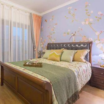 经济型三美式风格卧室效果图