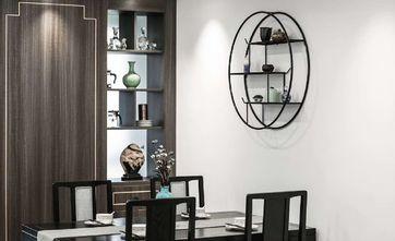 120平米三中式风格餐厅装修图片大全