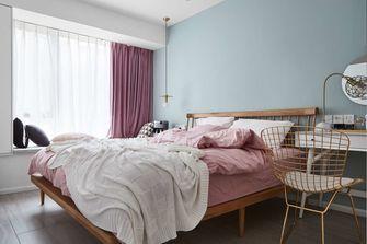 15-20万三室一厅北欧风格卧室图片大全