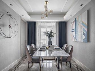 10-15万三室两厅现代简约风格餐厅装修图片大全