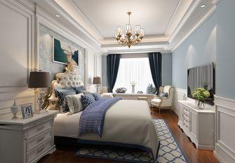 140平米四美式风格卧室装修图片大全