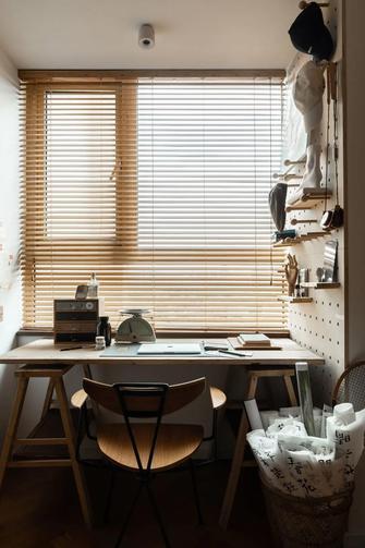 50平米一室一厅现代简约风格阳台装修案例