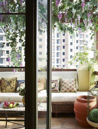 15-20万140平米别墅东南亚风格阳光房欣赏图