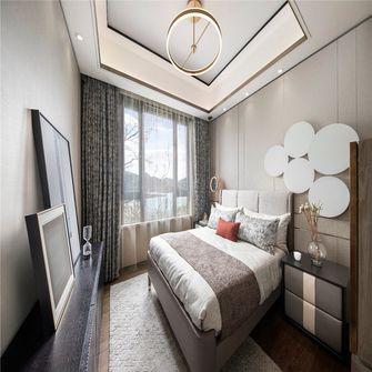 富裕型140平米复式北欧风格卧室装修图片大全