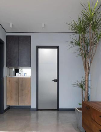 3-5万50平米一室两厅现代简约风格玄关设计图