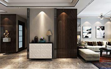 130平米三室两厅现代简约风格玄关效果图