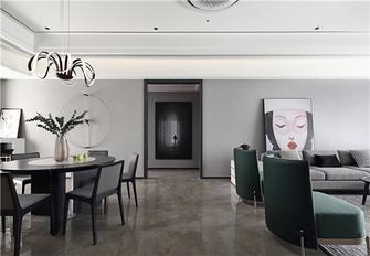 15-20万140平米四现代简约风格走廊装修案例