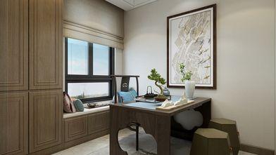 20万以上140平米三室两厅法式风格书房图片大全