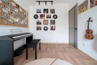 经济型70平米三现代简约风格阳光房装修案例