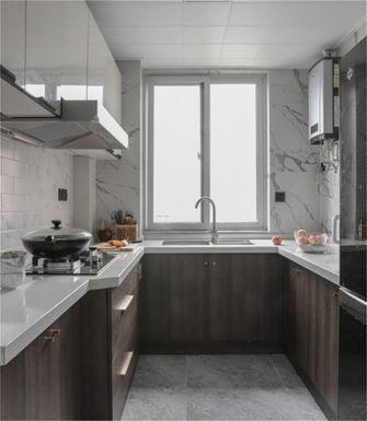 10-15万120平米三室一厅美式风格厨房图