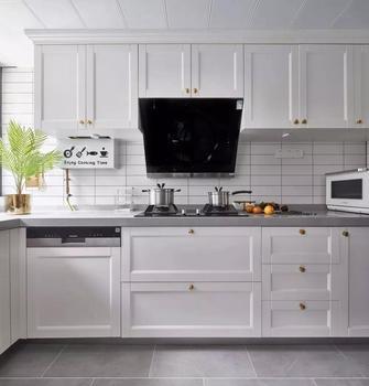 三室三厅北欧风格厨房设计图